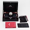 "Omega, speedmaster, master chronometer, ""tachymètre"", chronometer, chronograph, wristwatch, 44,25 mm,"
