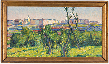 KARL NORDSTRÖM, KARL NORDSTRÖM, oil on canvas, signed KN.
