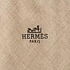Sjal, hermès.