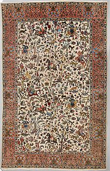 MATTA, Old Täbris, ca 320 x 213 cm.
