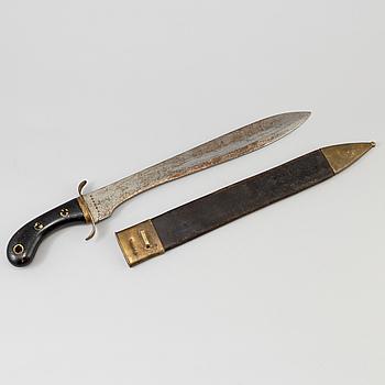 FASKINKNIV, m/1848, Sverige.