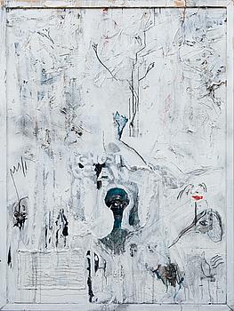 "KIM SOMERVUORI, ""GHOST OF AN ARTIST""."