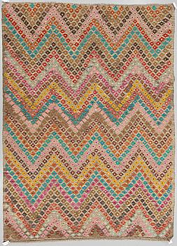 KELIM, orientalisk, ca 295 x 213 cm.