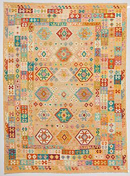 KELIM, orientalisk, ca 355 x 255 cm.