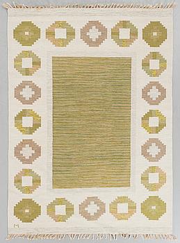 MATTA, rölakan, signerad M, 1900-talets andra hälft, 240x175 cm.