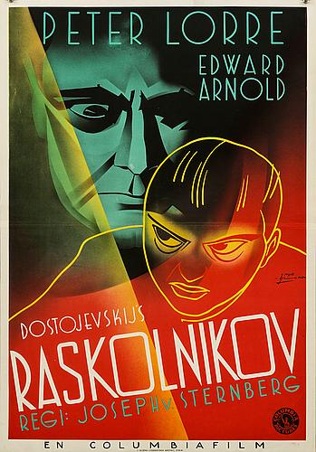 "Crime and punishment"", 1935"