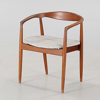 "KAI KRISTIANSEN, stol ""Troja"" för IKEA, modell formgiven 1959."
