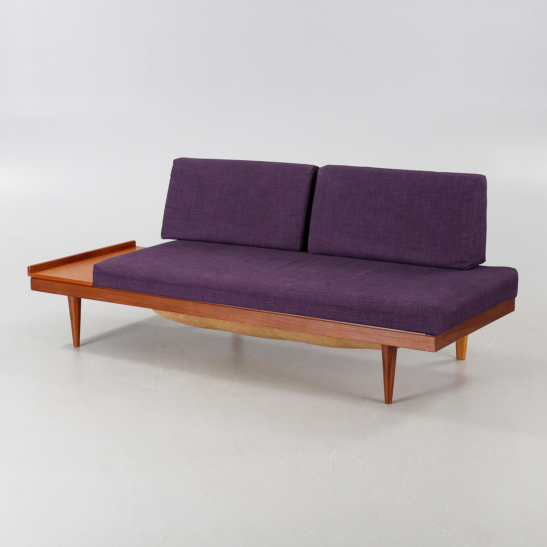 Stilig A sofa / daybed by Ekornes Svane, Norway, 1960s. - Bukowskis FZ-31