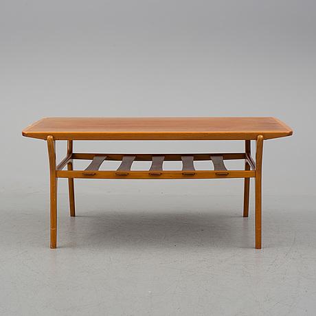 Soffbord, teak, 1950/60-tal.