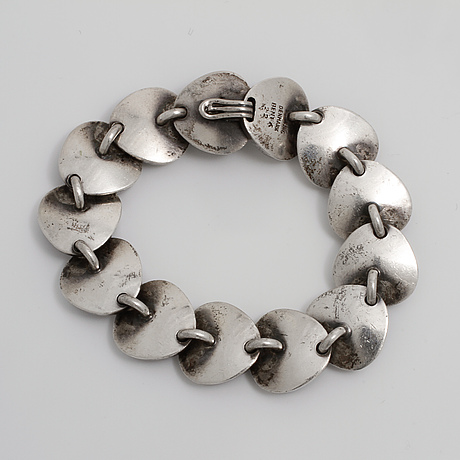 Bendt knudsen, kolding, denmark, a bracelet