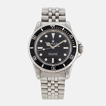 "ROLEX, Oyster Perpetual, Submariner, ""Meters first"", armbandsur, 39 mm,"
