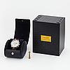 Breitling, transocean chronograph 1461, chronograph, wristwatch, 43 mm.