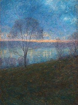 """250. Eugène Jansson, """"Afton"""" (Evening)."""