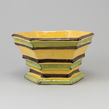 ALLAN EBELING, urna/ytterfoder, unik. Torshälla 1931.