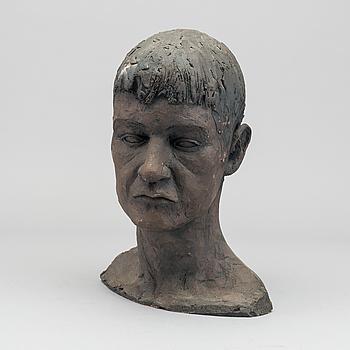 OKÄND KONSTNÄR 1900-TAL , skulptur stengods.