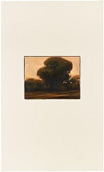 "89. Peter Frie, ""Landskap""."