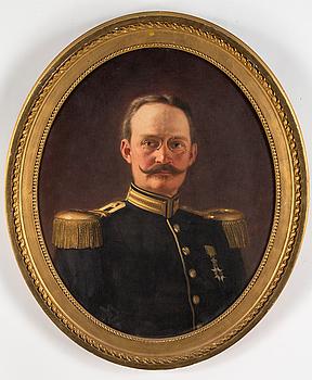 KNUT EKWALL, KNUT EKWALL, oil on canvas, signed.