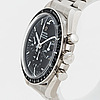 Omega, speedmaster professional, chronograph, wristwatch, 42 mm,