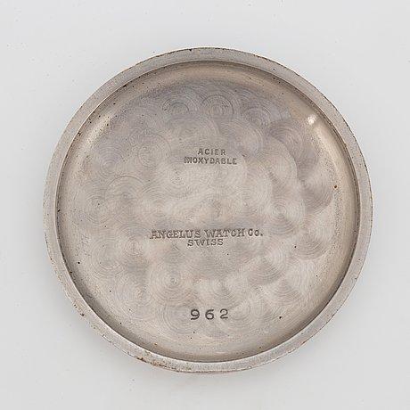 "Angelus, ""chronodato"", chonograph, wristwatch, 38 mm,"
