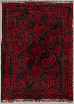 A Afgahn, old, 239x147 cm,