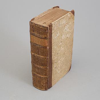 BOK: Norrköpings Minne af Hans Olof Sundelius, Ad Fr Raam, Norrköping 1798.