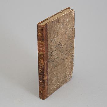 BOK, J  Barrows Resa i det inre af södra Afrika 1797-1798, PO Gravander,  tryckt hos Segerstedt 1804.