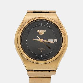 SEIKO, armbandsur, 39 mm,