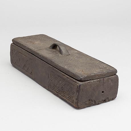 Tukula box, kuba, drc