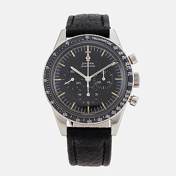 "OMEGA, Speedmaster (T SWISS MADE T), ""Tachymètre"", chronograph, wristwatch, 39 mm,"