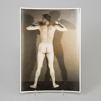 HANS ROBERTSON, gelatinsilverfotografi (5) med stämplar a tergo. 1920/30-tal. Vintage. Pressbilder.