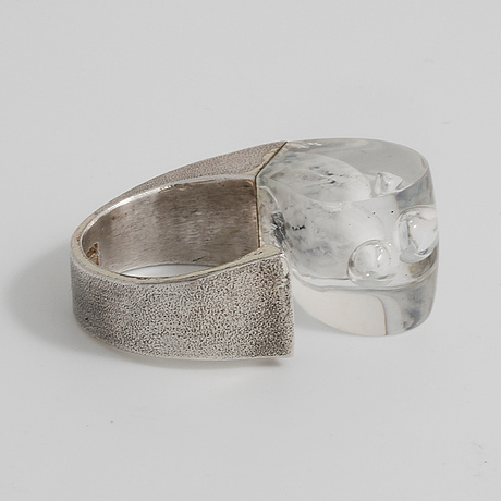 BjÖrn weckstrÖm, lapponia, 1972, a ring