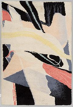 MATTA, maskinvävd, Ege, ca 204 x 142 cm.