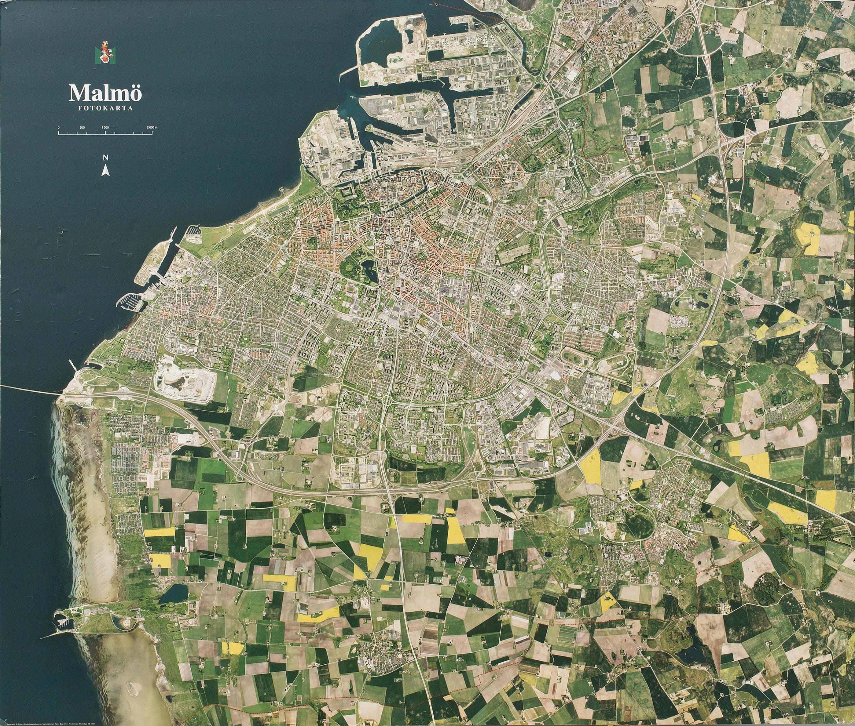 PHOTO MAP OF MALM 2004 Bukowskis