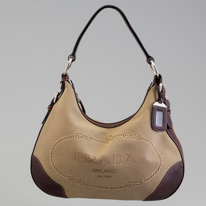 40b070d8c9 ... where to buy prada logo jacquard shoulder bag by prada. bukowskis d8f8e  170fc