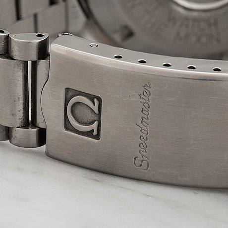 "Omega, speedmaster professional (t swiss made t), ""tachymetre"", chronograph, wristwatch, 42 mm,"