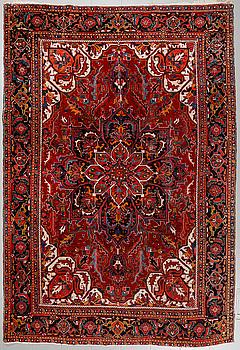 MATTA, Heriz, semiantik, ca 335 x 230 cm.