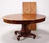 Matbord. karl johan, 1800-talets första hälft.