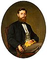 IVAN KRAMSKOY In the manner of the artist, ...