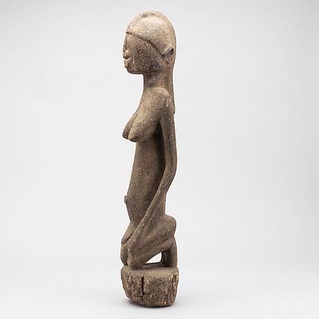 Sculpture, dogon, mali.