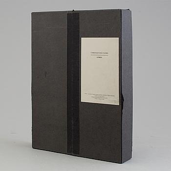 ARTISTS' BOOKS, Christian Boltanski: Livres, 1991.