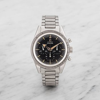 45. OMEGA, Speedmaster, chronograph, wristwatch, 39 mm,