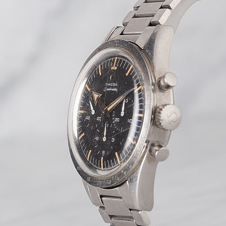 Omega, speedmaster, chronograph, wristwatch, 39 mm,