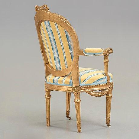 A danish late 18th century armchair.