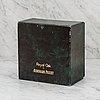Audemars piguet, royal oak offshore, triple calendar, wristwatch, 39 mm.