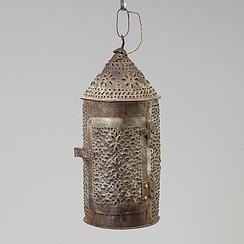 SPIKLYKTA, plåt, 1800-tal.