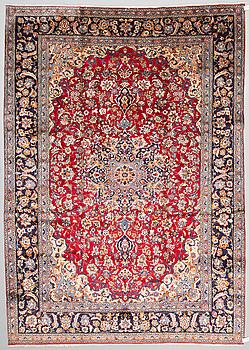 A CARPET, Najafabad, 422 x 295 cm.
