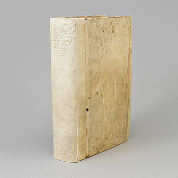LAGBOK, Sverikes Rikes Lagh Böker, Stockholm, 1666.