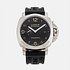 Officine panerai, luminor marina 1950, wristwatch, 44 mm,