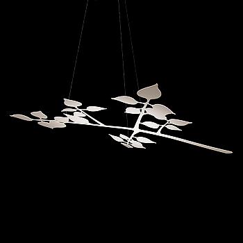 """JUKKA KORPIHETE, ljusskulptur, """"Lehvä"""", Korpi Design, 2000-tal."""