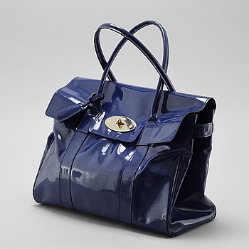 "MULBERRY, ""Bayswater"", bag, numbered 11/20."